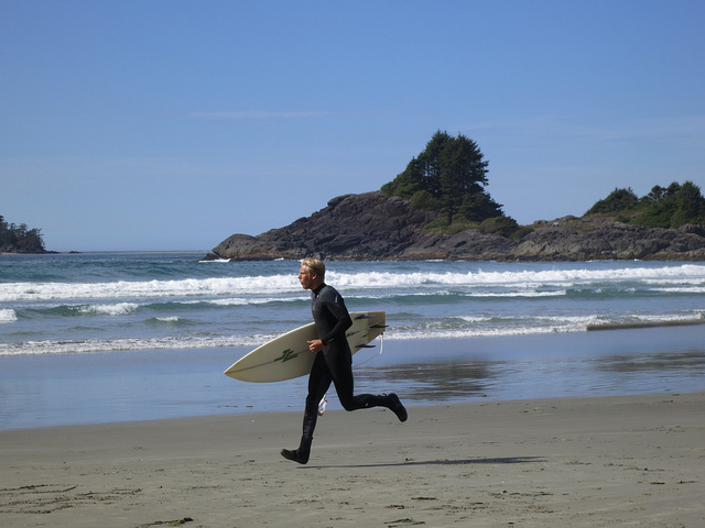 Long Beach, Tofino, BC, Canada