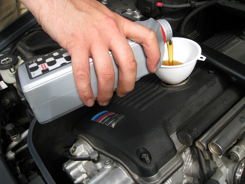 Learning how to change your oil is a liberating skill that will save you tonnes of money!
