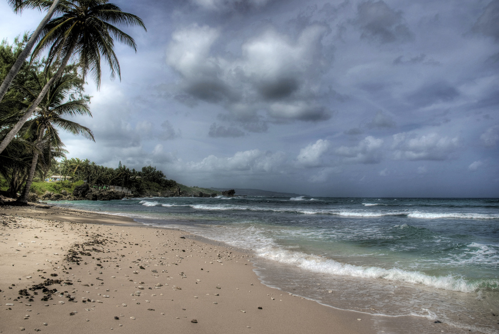 Barbados is one of the most beautiful islands in the Caribbean... photo by CC user ben124 on Flickr