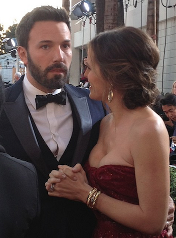 Not even Ben Affleck is immune to Hollywood divorce ... photo by CC user hayesandjenn on Flickr